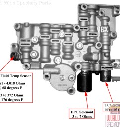 remanufactured rebuilt 4t80e tran diagram gm 4t80e upper valve body 1993 2003 lifetime warranty [ 2192 x 1880 Pixel ]