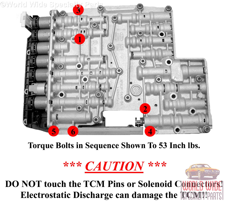 5l40e Transmission Diagram Wiring