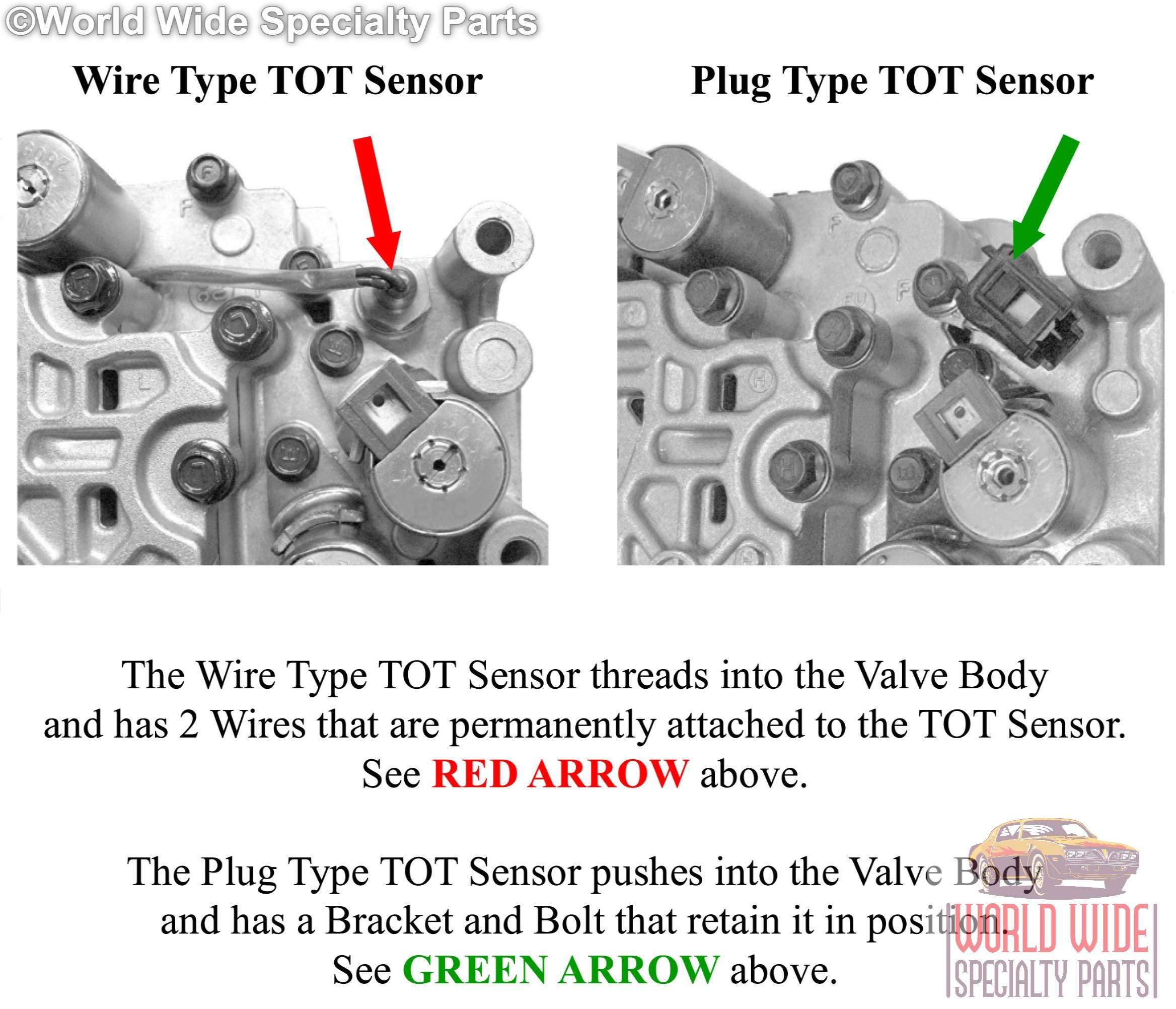 Mazda Ford Gf4a El Valve Body 7 Solenoids Plug