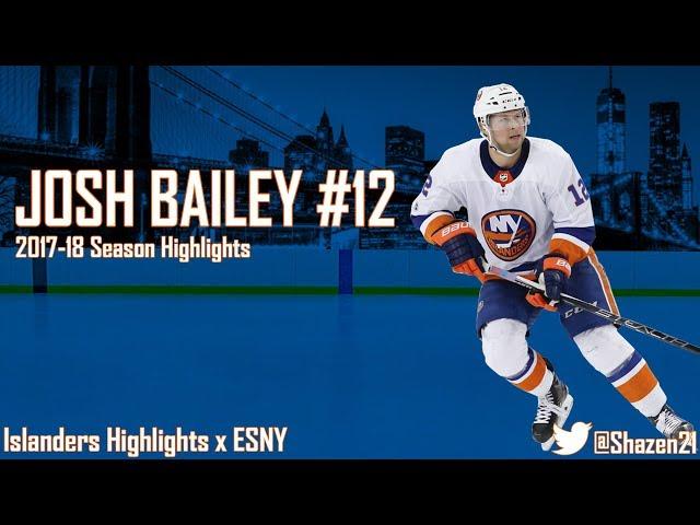 Josh Bailey will be Mr. Islander. That's bad.