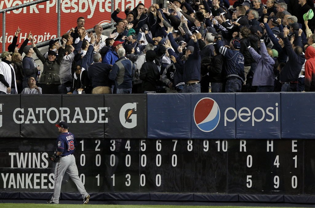 Yankees Look To Continue Domination of Twins