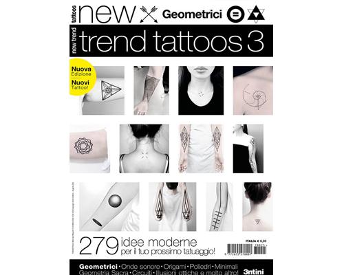 Geometrics Tattoo Reference Book
