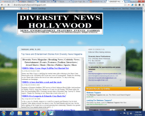 Diversity News Hollywood