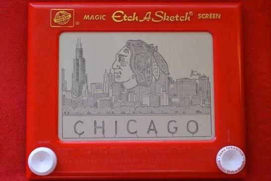 Chicago Blackhawks the model franchise for the NHL