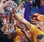 Candace Parker a champion off the court before she became one on the court