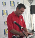 The Dolphins make me cry, Dan Marino Foundation WalkAbout Autism & Expo