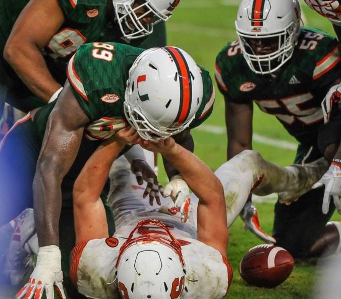 The Perfect Storm, Miami Hurricanes remain unbeaten despite another close win