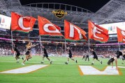 The Perfect Storm, Miami Hurricanes won their best game of the season, here come the Catholics