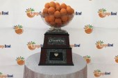 The Perfect Storm, Miami Hurricanes host the Wisconsin Badgers in the Orange Bowl