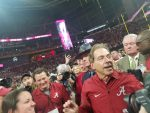 Alabama Crimson Tide barely made the playoffs, but Nick Saban will always have the best players on the field
