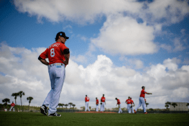 Gone fishing, Marlins spring training is here with Derek Jeter and new faces