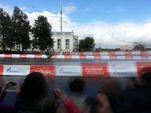 race show in yekaterinburg