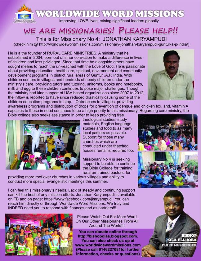 wwwmissions help flier - jonathan karyampudi