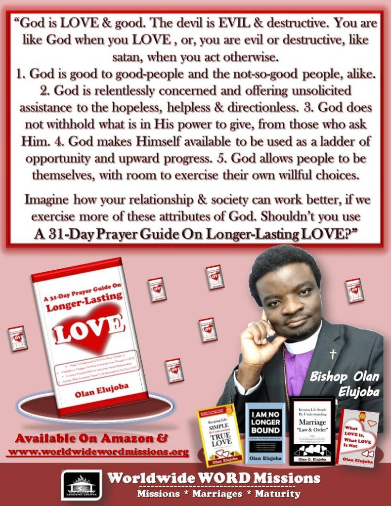 a 31-day prayer guide on longer lasting love ad message portrait
