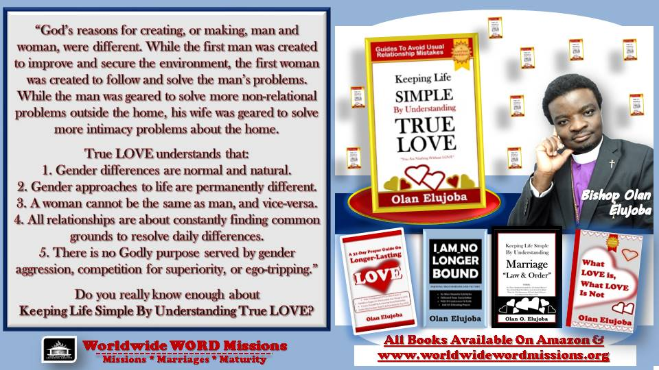 keeping life simple by understanding true love ad message