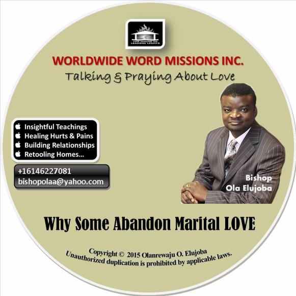ltal cd label 2015 - why some abandon marital love