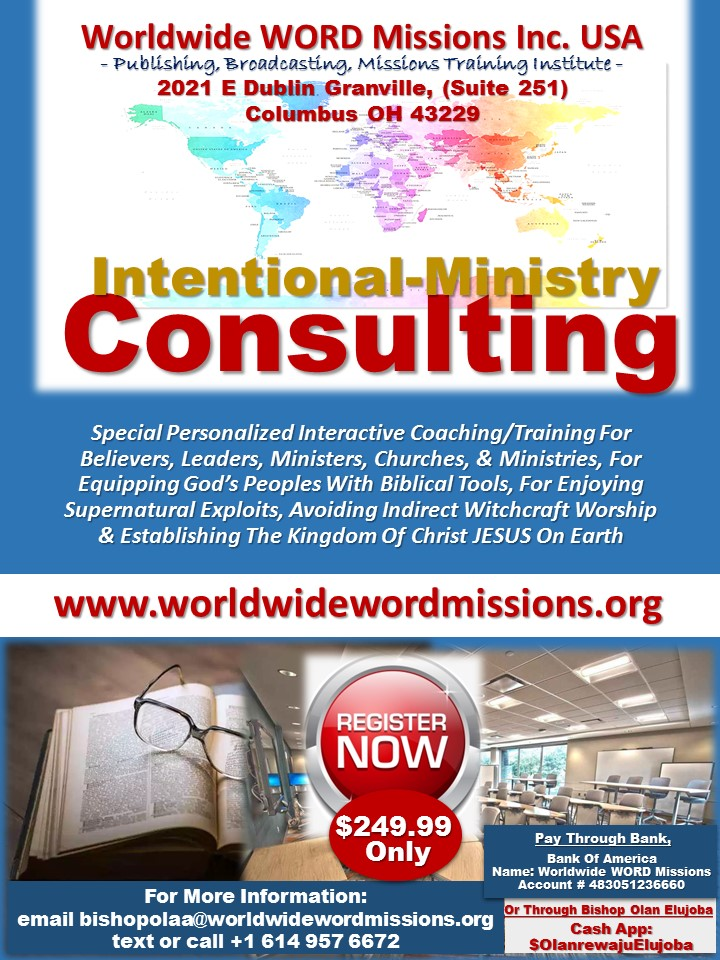 Int Ministry Consulting