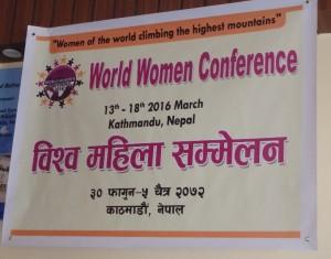 Plakat Nepali WFK 2016