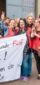 Frauentag Duisburg