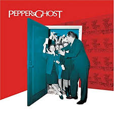 Peppers Ghost Shake the Hand