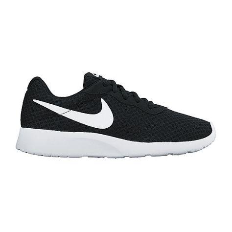 Black Nike sneakers
