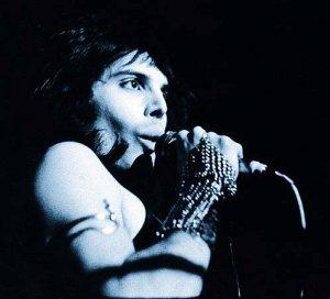 Freddie in the '70s