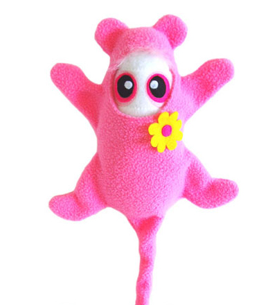 maggot-pink