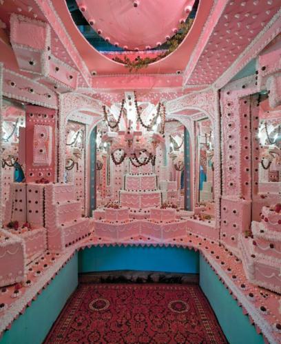 Pink Cake Shrine