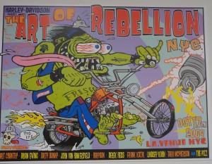 Art of Rebellion