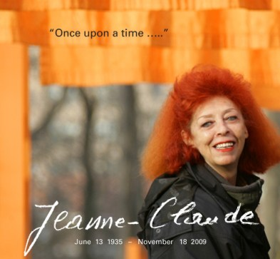RIP Jeannne Claude