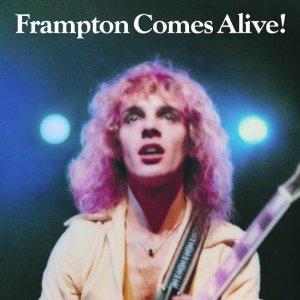 Frampton Comes Alive Album Cover Art