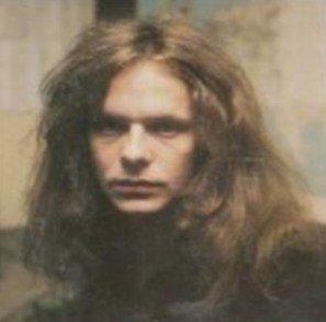 Paul Kossoff Portrait
