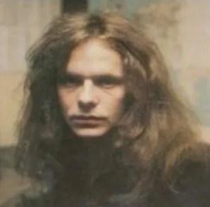 Paul Kossoff Portrait