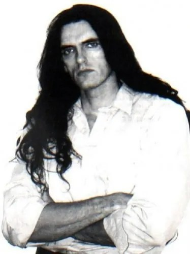 Peter Steele White Shirt