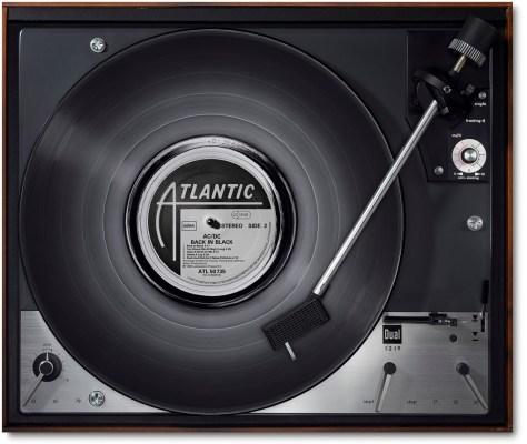 Back in Black Vinyl