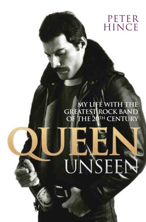Queen Unseen Cover