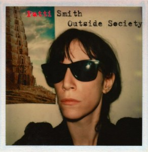Cover Art for Patti Smiths Outside Society CD