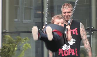 Lars Fredrickson and Son