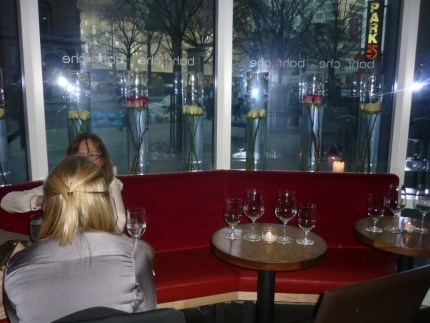 Front Seating Area At Bar Che Wine Bar