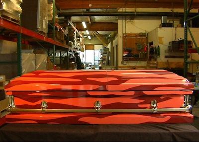 J&Ds Bacon Coffin