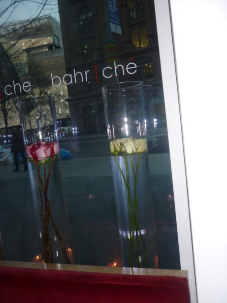 Window With Flower Vases