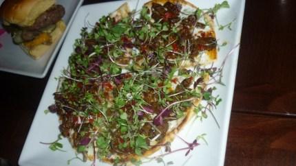 Merguez Pizza