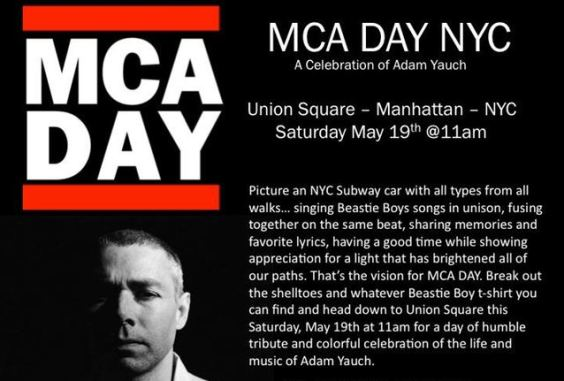 MCA DAY AD