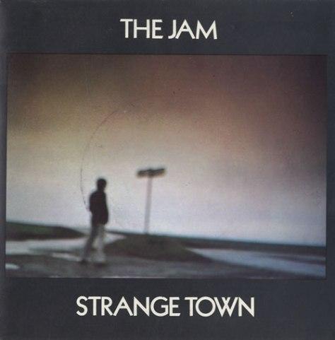 The Jam Strange Town