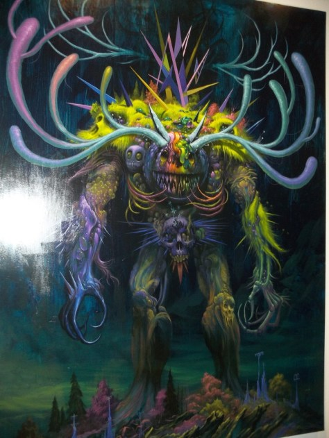 Monster By Jeff Soto