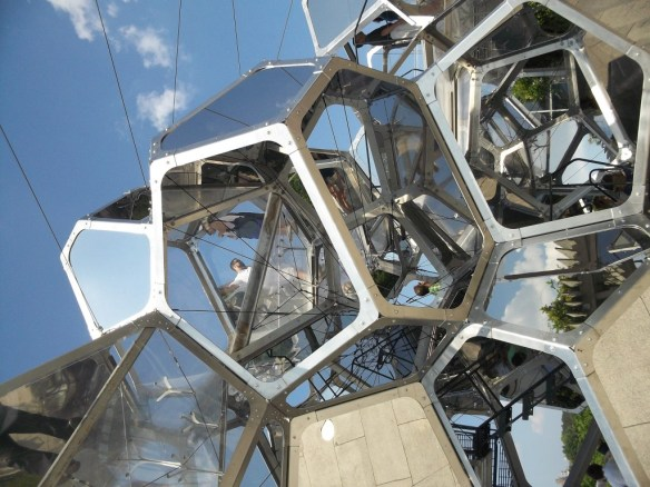 Saraceno Sculpture Section 3