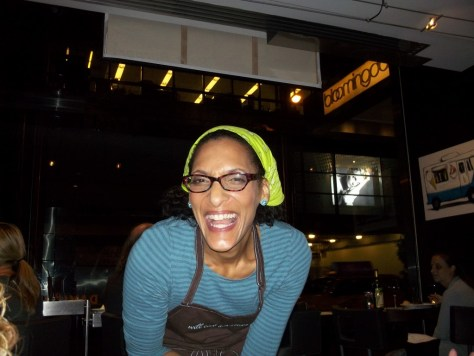 Carla Hall Looking Cute