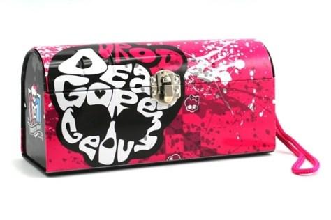 Drop Dead Gorgeous Monster High Clutch Purse