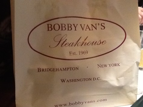 Bobby Vans Bag
