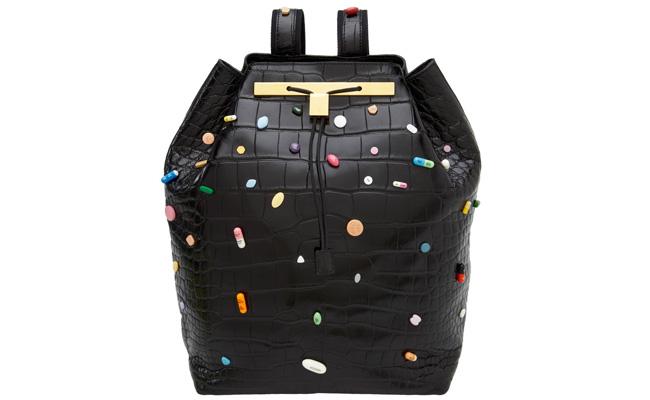 Damien Hirst Pills Backpack